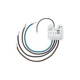 MDT RF-JAL1UP.01 / Модуль жалюзийный KNX RF 1x канальный, управление 230VAC, 6A, до 8 сцен