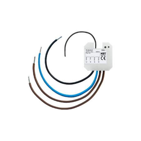 MDT RF-BE2230.01 / Модуль бинарных входов KNX RF+, 2-канальный, 230VAC