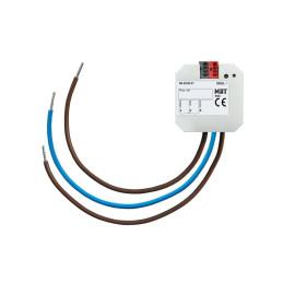 MDT BE-02230.01 / Модуль бинарных входов KNX, 2-канальный, для выходов 230VAC