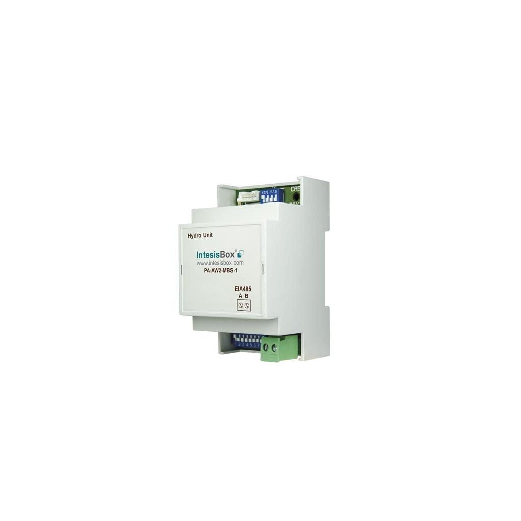 Intesis IBMBSPAN001A000 / Шлюз Modbus RTU (RS485) для кондиционеров Panasonic (Aquarea Air-to Water)