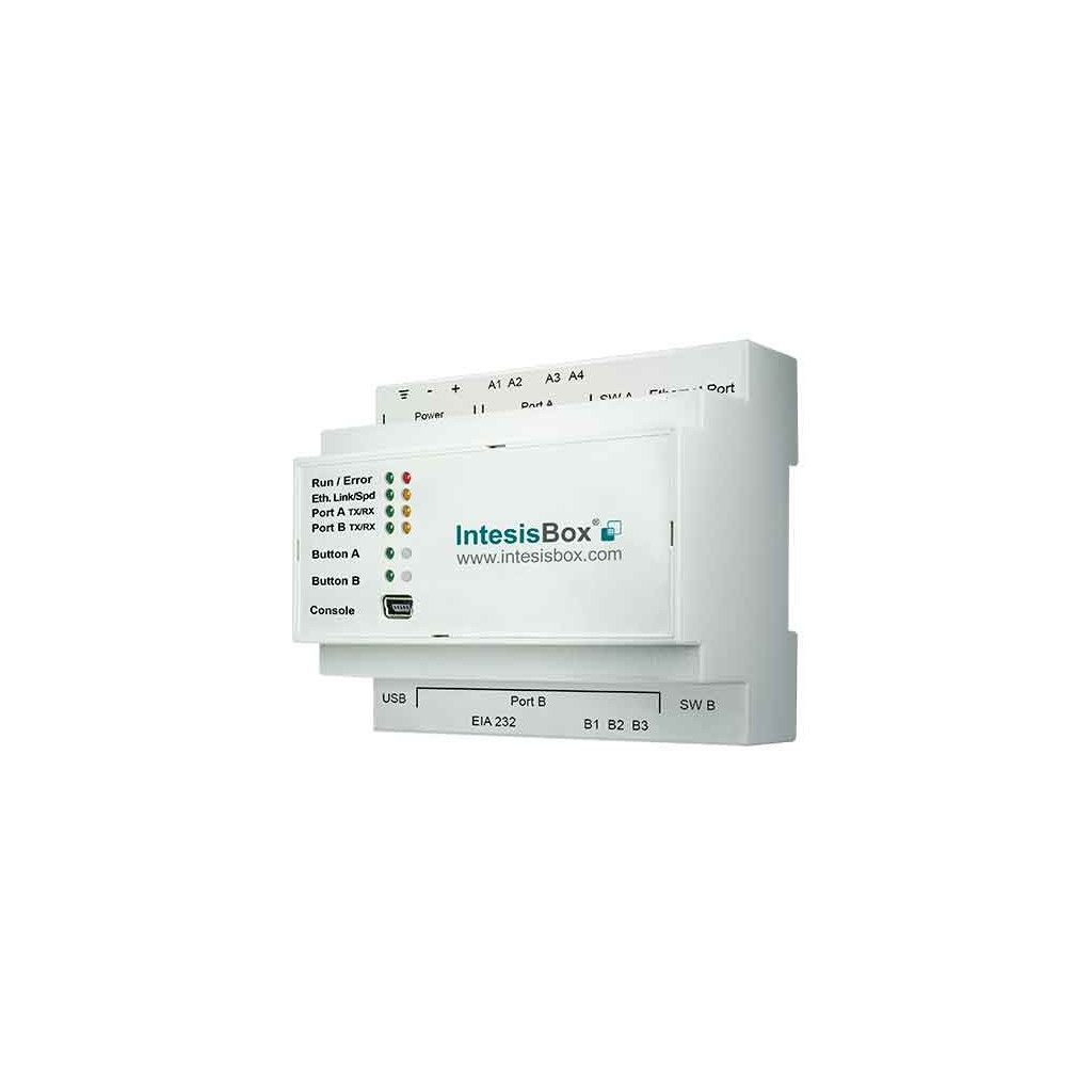 Intesis IBKNXSAM008O000 / Интерфейс KNX/EIB для кондиционеров Samsung, до 8 внутренних блоков