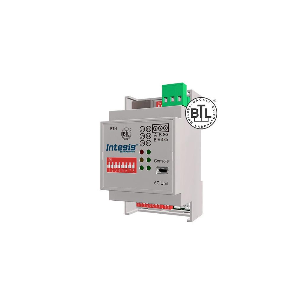 DK-AC-BAC-1 / Интерфейс систем Daikin AC Domestic в сеть BACnet IP/MSTP (1 блок)