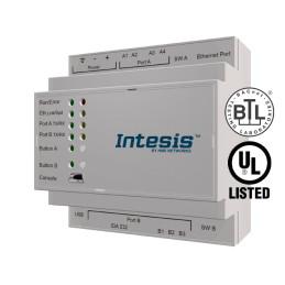 IBOX-BAC-MBM-600 / Шлюз Modbus TCP RTU Master в сеть BACnet IP MS/TP Server (600 точек)