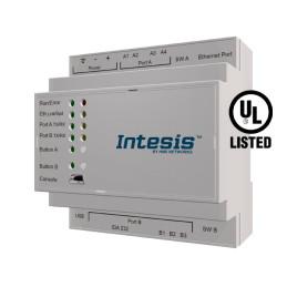 HI-AC-KNX-16 / Интерфейс систем Hitachi VRF в сеть KNX (16 блоков)