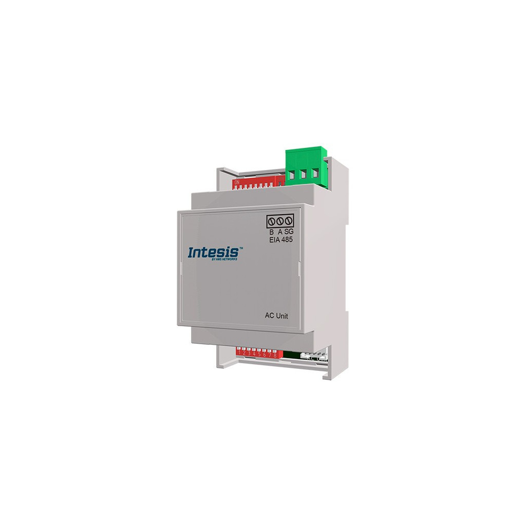 Intesis FJ-AC-MBS-1 / Fujitsu RAC and VRF systems to Modbus RTU Interface (to CN connector) - 1 unit