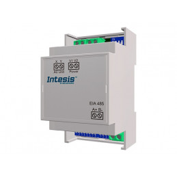 Intesis MD-AC-MBS-8 / Midea Commercial VRF systems to Modbus RTU Interface - 8 units