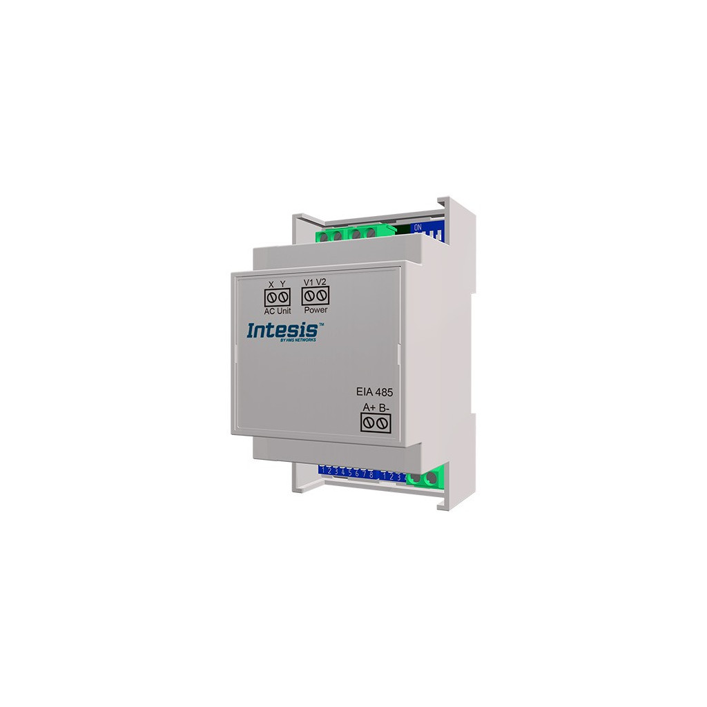 MD-AC-MBS-8 / Интерфейс систем Midea Commercial VRF в сеть Modbus RTU (8 блоков)