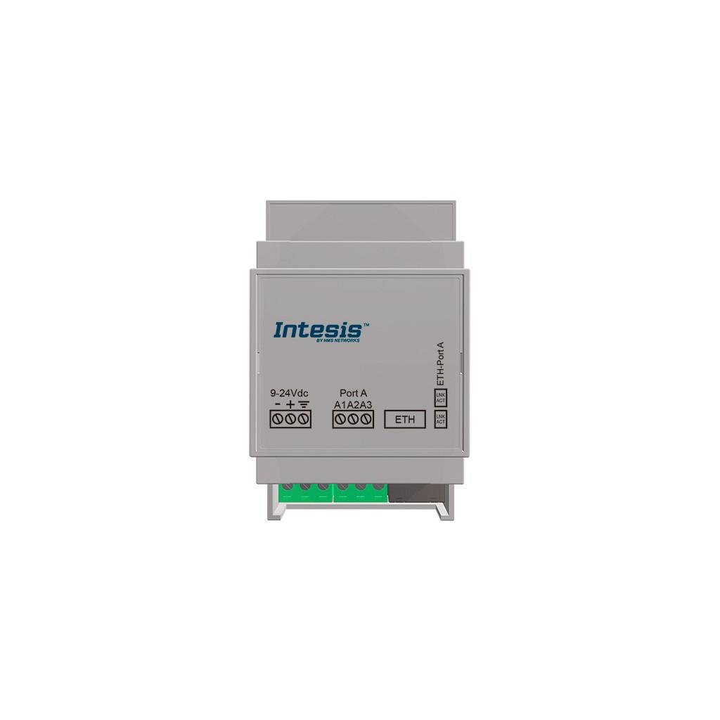Intesis IBOX-MBS-ROUTER / Modbus RTU to Modbus TCP Router - 32 devices