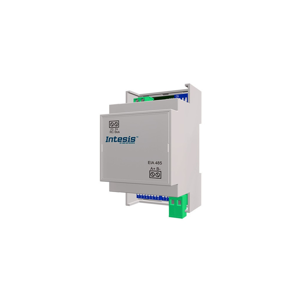 Intesis SM-RC2-MBS-1 / Samsung NASA units to Modbus RTU Interface - 1 unit