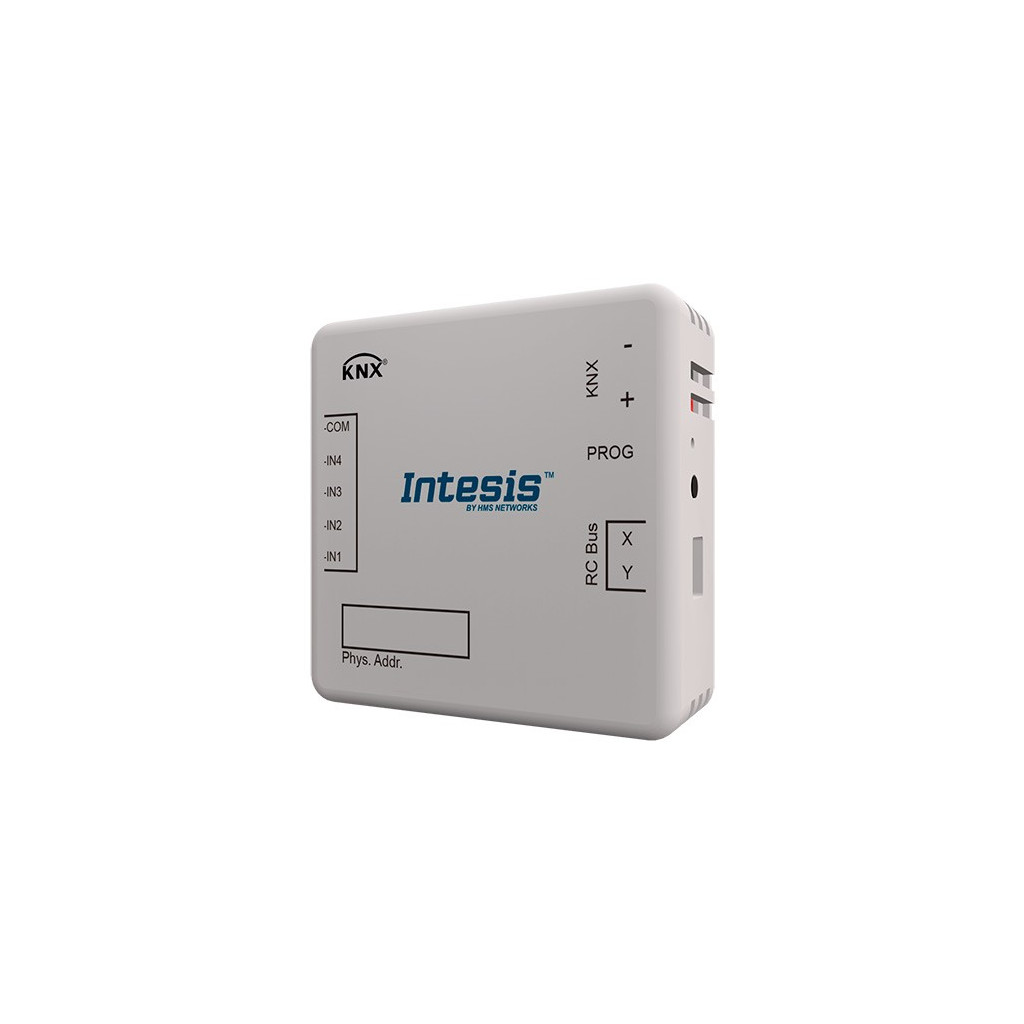 Intesis MH-RC-KNX-1i / Mitsubishi Heavy Industries FD and VRF systems to KNX Interface with Binary Inputs - 1 unit