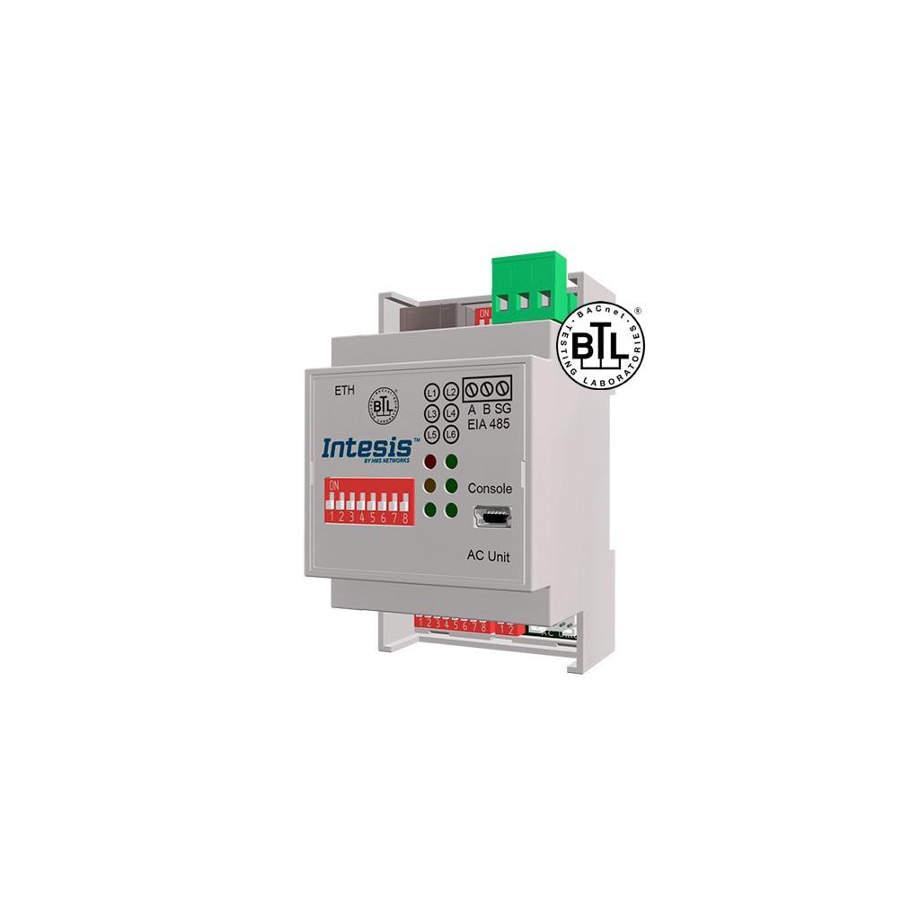 PA-AC-BAC-1 / Интерфейс систем Panasonic Etherea AC в сеть BACnet IP/MSTP (1 блок)