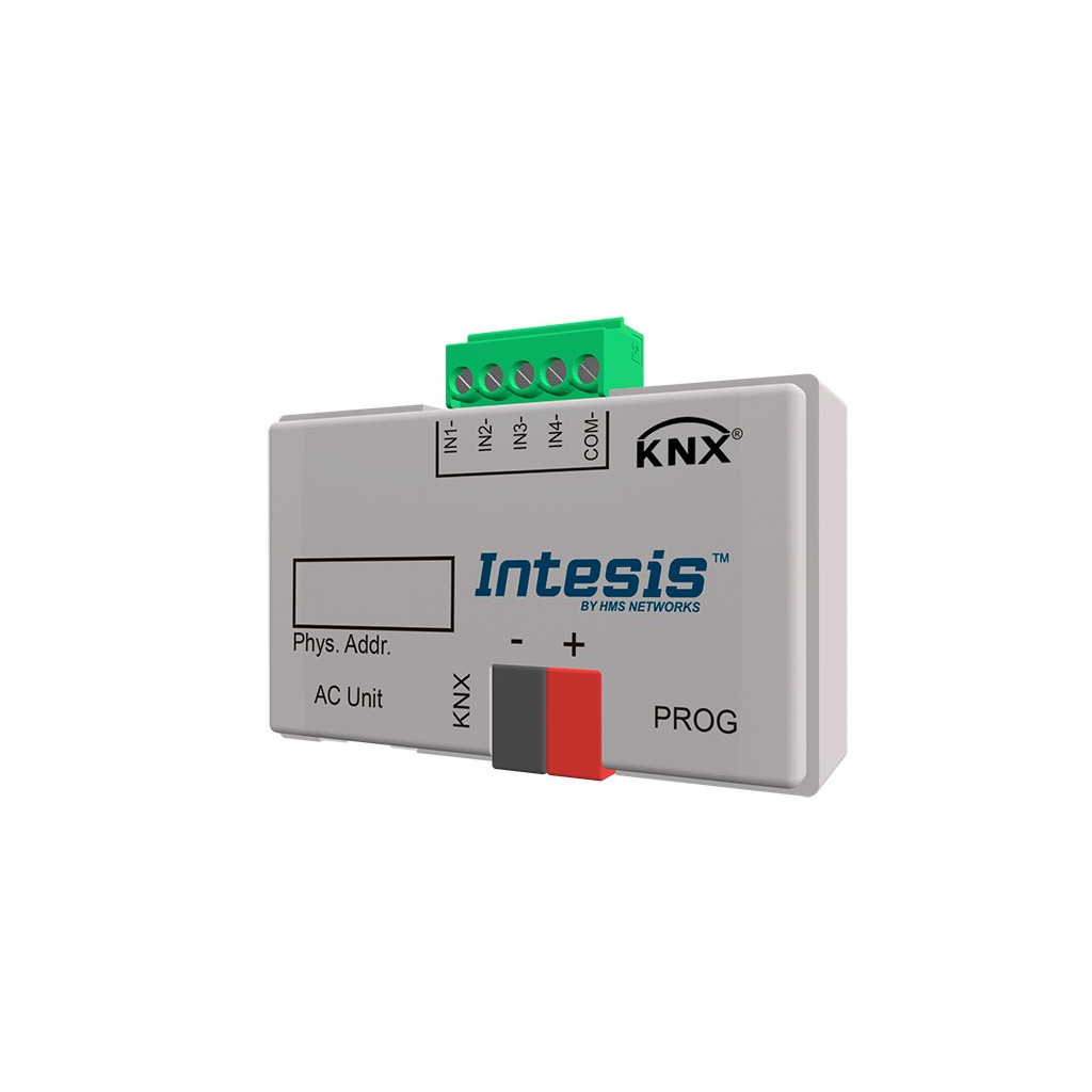 Intesis PA-AC-KNX-1i / Panasonic Etherea AC units to KNX Interface with Binary Inputs - 1 unit