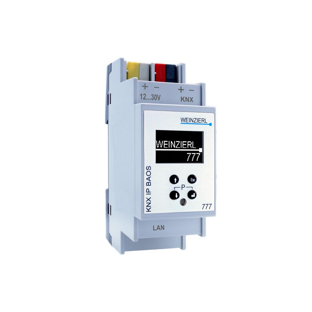 KNX IP BAOS 777 / Интерфейс BAOS, до 2000 точек