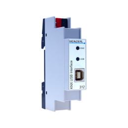 KNX USB Interface 312 / Интерфейс данных KNX USB (тип B)