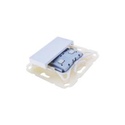 KNX TP PB1 420 Secure / Выключатель 1х-кнопочный, комплект