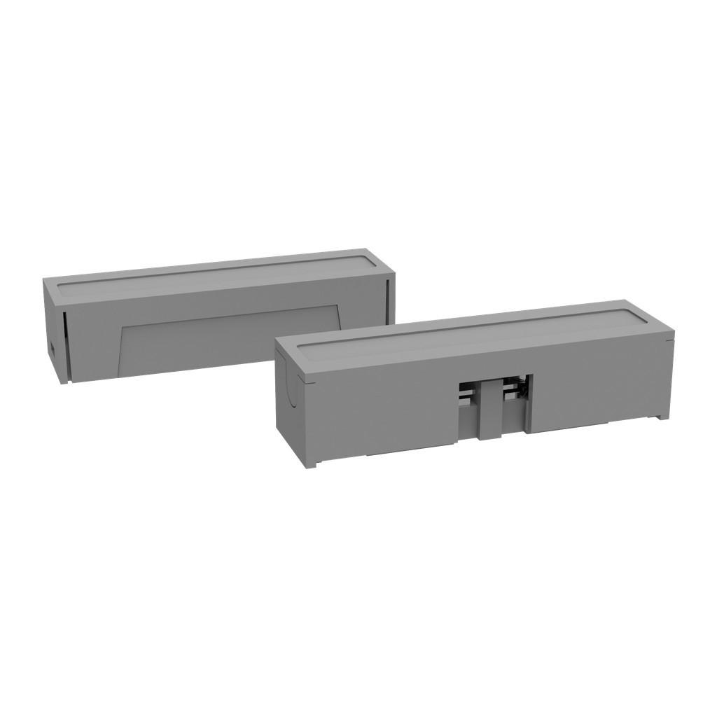Contact 9900003XX / Датчик магнито-контактный для дверей и окон, накладной