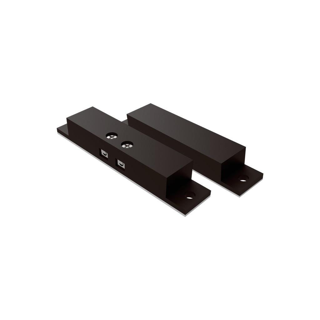 Contact 9900012XX / Датчик магнито-контактный для дверей и окон, мини, накладной
