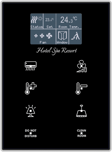 Сенсорная панель KNX