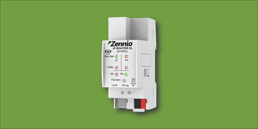 Zennio KNX-IP Router